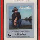 Johnny Lee - Bet Your Heart On Me Sealed RCA 8-track tape