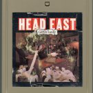 Head East - Gettin' Lucky 8-track tape