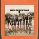 Blood, Sweat & Tears - Blood, Sweat & Tears 3 8-track tape