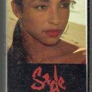 Sade - Stronger Than Pride Cassette Tape