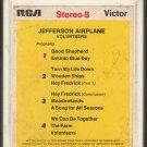 Jefferson Airplane - Volunteers 1969 RCA 8-track tape