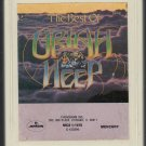 Uriah Heep - The Best Of Uriah Heep 8-track tape