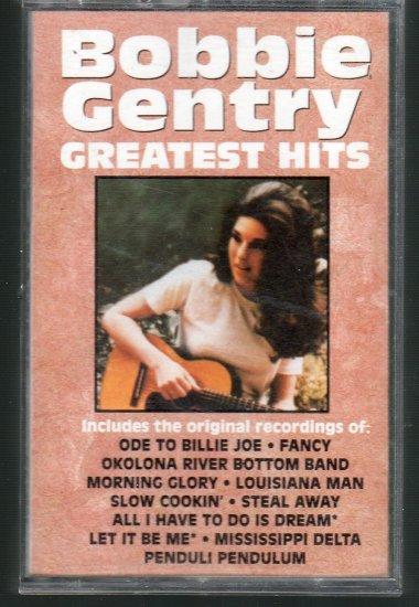 Bobbie Gentry - Bobbie Gentry Greatest Hits Cassette Tape