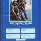 Kris Kristofferson - Jesus Was A Capricorn GRT 8-track tape