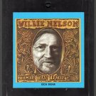 Willie Nelson - Tougher Than Leather 1983 CRC 8-track tape