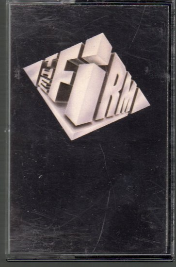 The Firm - The Firm Cassette Tape
