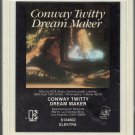 Conway Twitty - Dream Maker 1982 8-track tape