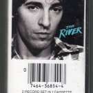 Bruce Springsteen - The River Cassette Tape