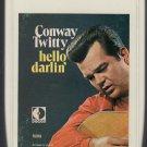Conway Twitty - Hello Darlin' Decca A2 8-track tape