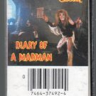 Ozzy Osbourne - Diary Of A Madman Cassette Tape