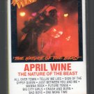 April Wine - The Nature Of The Beast Cassette Tape