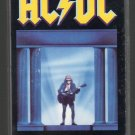 AC/DC - Who Made Who Cassette Tape