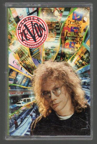 Warren Zevon - Transverse City Cassette Tape