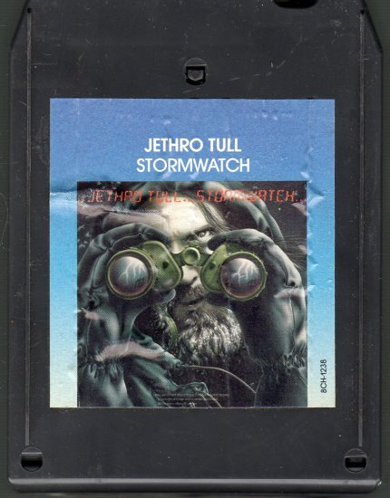 Jethro Tull - Stormwatch A39 8-track tape