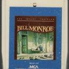 Bill Monroe - The Weary Traveler 8-track tape