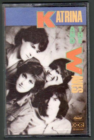 Katrina And The Waves - Katrina And The Waves XDR Cassette Tape