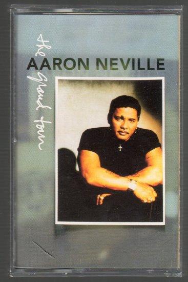 Aaron Neville - The Grand Tour Cassette Tape
