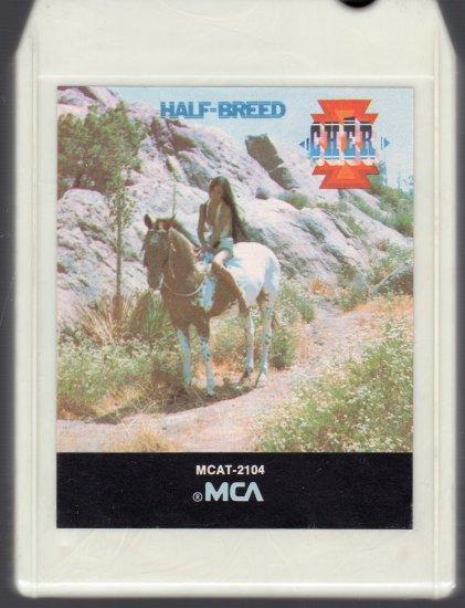 Cher (ilyn) Sarkisian - Half Breed (MCA) 8-track tape