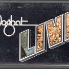 Foghat - Foghat LIVE Cassette Tape