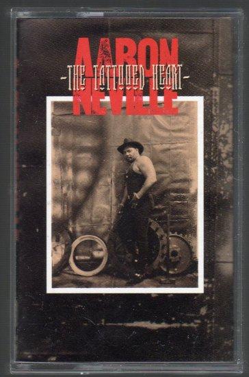 Aaron Neville - The Tattooed Heart Cassette Tape