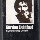 Gordon Lightfoot - Summertime Dream Cassette Tape