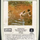 Woodstock - From The Original Soundtrack And More Part 2 ( Cotillion ) 8-track tape