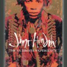 Jimi Hendrix - The Ultimate Experience Cassette Tape
