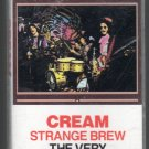 Cream - Strange Brew The Very Best Of Cream Cassette Tape