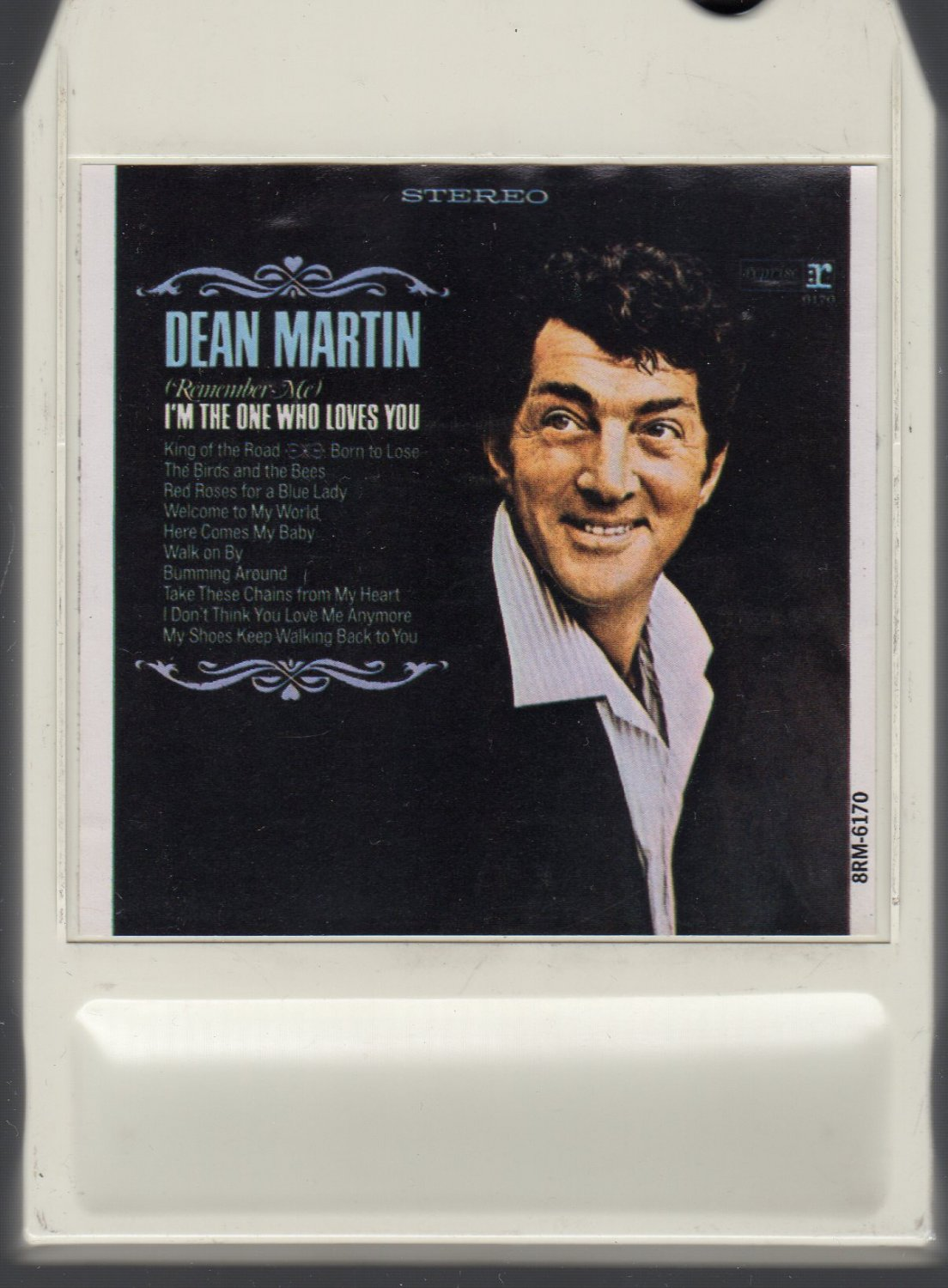Dean Martin - I'm The One Who Loves You 1965 LEAR Reprise 8-track tape