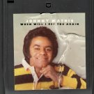 Johnny Mathis - When Will I See You Again Quadraphonic 8-track tape