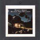 Rusty Wier - Black Hat Saloon 8-track tape