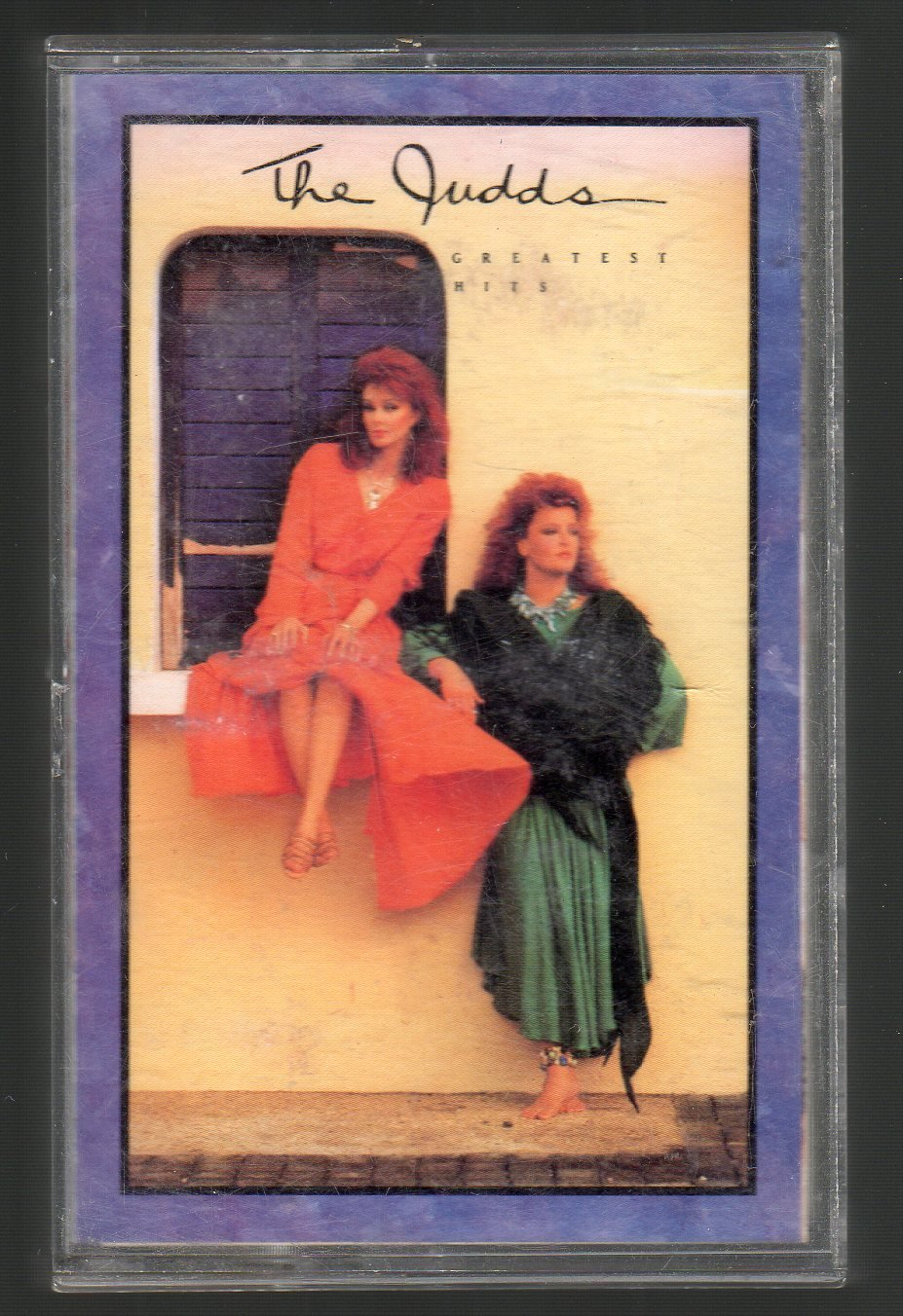 The Judds - Greatest Hits Cassette Tape