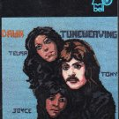 Tony Orlando & Dawn - Tuneweaving 1973 Hard Shell Cassette Tape