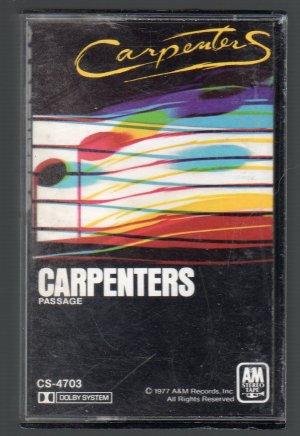 The Carpenters - Passage Cassette Tape