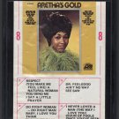 Aretha Franklin - Aretha's Gold Ampex 1969 8-track tape