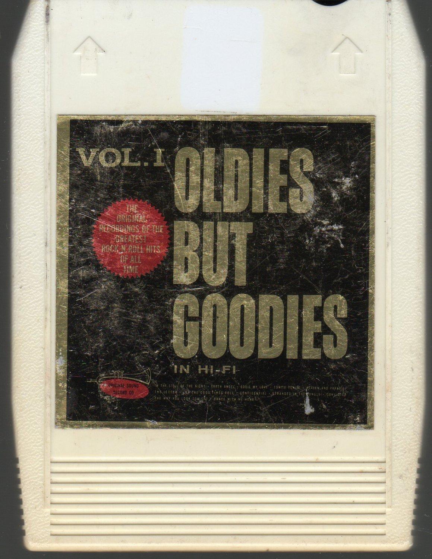 Oldies But Goodies Vol 1 ( Original Sound White Cart ) - Various Rock Artist 1966