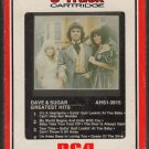 Dave & Sugar - Greatest Hits RCA Sealed 8-track tape