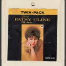 Patsy Cline - The Patsy Cline Story CRC 8-track tape