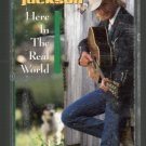 Alan Jackson - Here In The Real World Cassette Tape