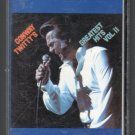 Conway Twitty - Greatest Hits Vol II Cassette Tape