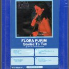 Flora Purim - Stories To Tell Sealed 8-track tape