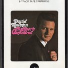 David Houston - A Loser's Cathedral 8-track tape