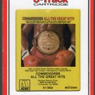 Commodores - All The Great Hits RCA 1982 8-track tape
