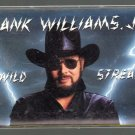Hank Williams Jr. - Wild Streak Cassette Tape