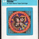 KISS - Rock N' Roll Over CRC A45 8-track tape