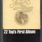 ZZ Top - ZZ Top's First Album Cassette Tape