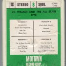 Junior Walker And The All-Stars - LIVE ! 1967 Motown 8-track tape