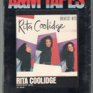 Rita Coolidge - Greatest Hits Sealed 8-track tape