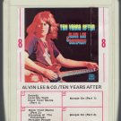Ten Years After - Alvin Lee & Company 8-track tape