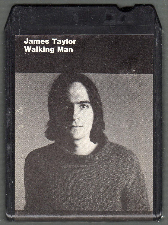James Taylor - Walking Man 8-track tape
